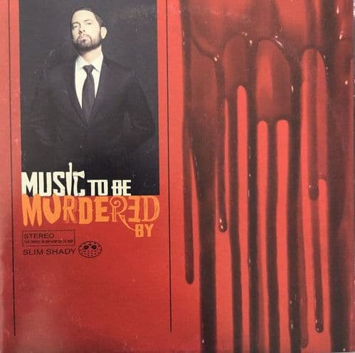 Eminem, Slim Shady<br>Music To Be Murdered By<br>CD, Clear